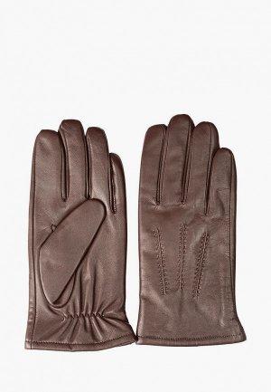 Перчатки Shpil Design Альпачино. Цвет: коричневый