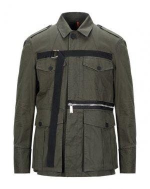 Куртка DSQUARED2. Цвет: зеленый-милитари