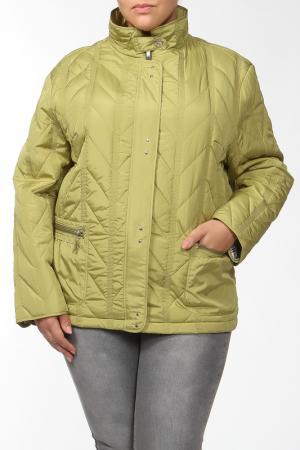 Куртка GODSKE. Цвет: салатовый