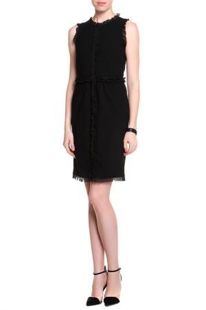 Платье Albino. Цвет: черный