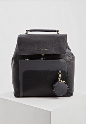 Рюкзак Piquadro FEELS. Цвет: черный