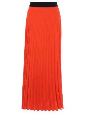 Плиссированная юбка-макси LES COPAINS