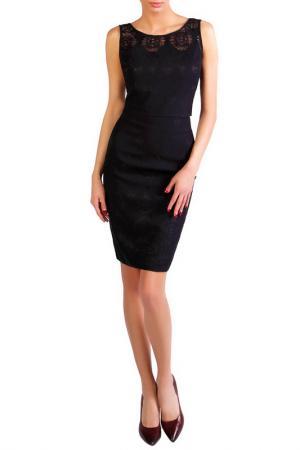 Комплект: топ, юбка JUNONA. Цвет: черный