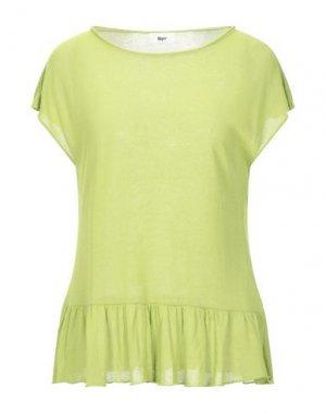 Свитер B.YU. Цвет: кислотно-зеленый