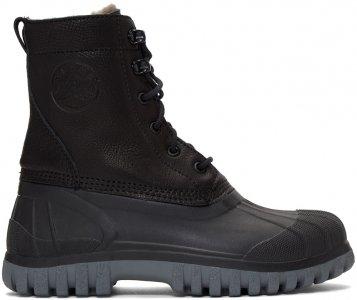 Black Anatra Boots Diemme. Цвет: black leath