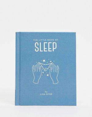 Книга Little Book of Sleep-Многоцветный Allsorted