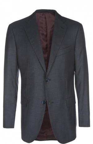 Пиджак Andrea Campagna. Цвет: синий
