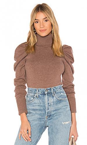 Пуловер raelynn Tularosa. Цвет: коричневый