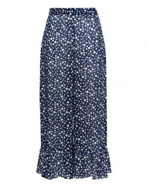 Пляжные брюки и шорты MORGAN LANE. Цвет: темно-синий