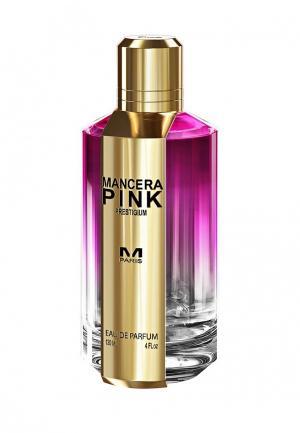Парфюмерная вода Mancera PINK PRESTIGIUM 60 мл. Цвет: прозрачный