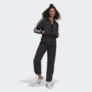 Комбинезон Adicolor Classics Originals adidas. Цвет: черный
