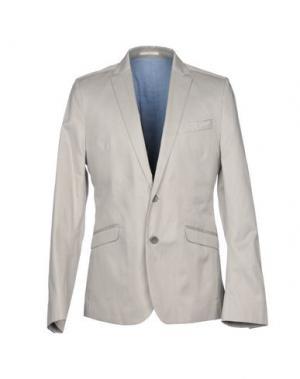 Пиджак BEN SHERMAN. Цвет: светло-серый