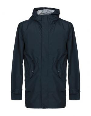 Легкое пальто BOMBOOGIE. Цвет: синий