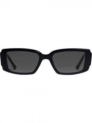 Солнцезащитные очки Deus Gentle Monster. Цвет: черный