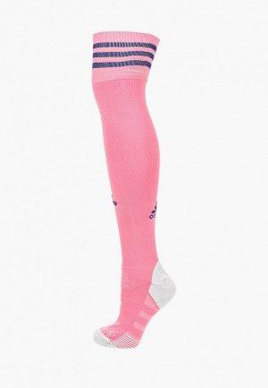 Гетры adidas REAL A SO. Цвет: розовый