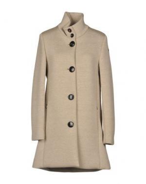 Легкое пальто RRD. Цвет: бежевый