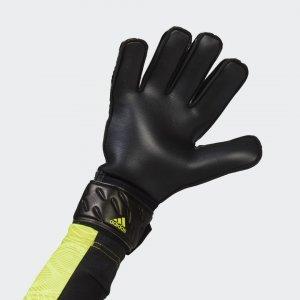 Вратарские перчатки Predator Match Performance adidas. Цвет: белый