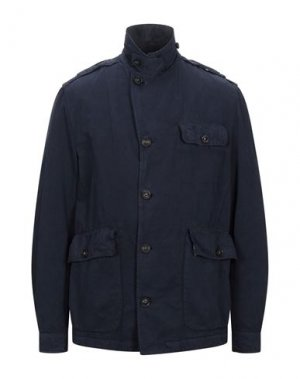 Куртка SIVIGLIA. Цвет: темно-синий