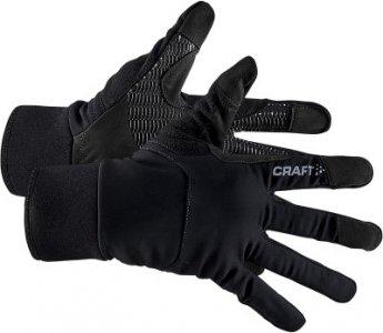 Перчатки Adv Speed, размер 11 Craft. Цвет: черный