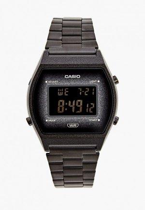 Часы Casio Collection B640WBG-1BEF. Цвет: черный
