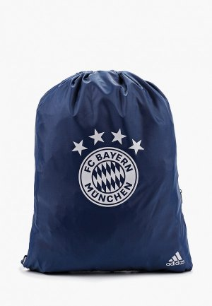 Мешок adidas FCB GB. Цвет: синий