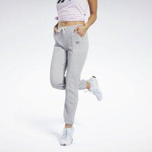 Спортивные штаны Training Essentials Reebok. Цвет: medium grey heather