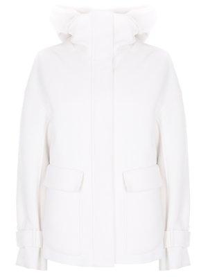 Куртка кашемировая с норковым жилетом KITON