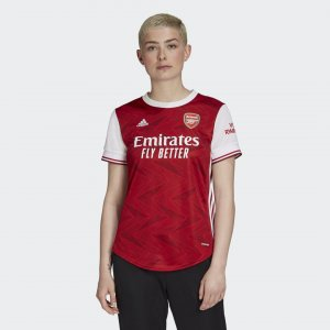 Домашняя игровая футболка Арсенал Performance adidas. Цвет: белый