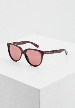 Очки солнцезащитные Marc Jacobs 501/S S93. Цвет: бордовый