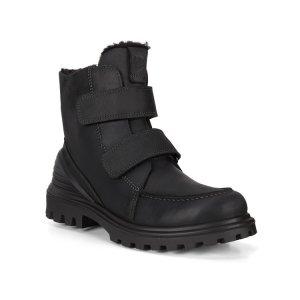 Ботинки высокие TREDTRAY K ECCO. Цвет: черный