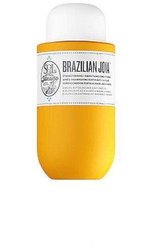 Кондиционер для волос strengthening smoothing Sol de Janeiro. Цвет: beauty: na