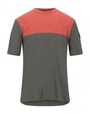 Футболка CIESSE PIUMINI. Цвет: оранжевый