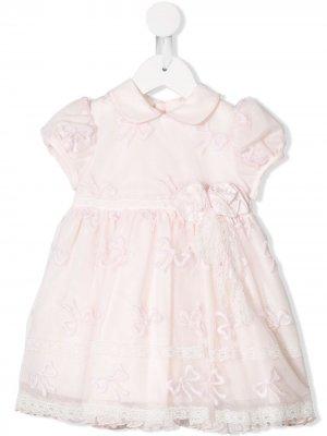 Платье с вышивкой Aletta