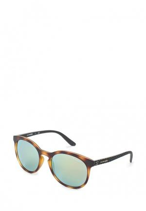 Очки солнцезащитные Arnette AN4241 23758N. Цвет: коричневый