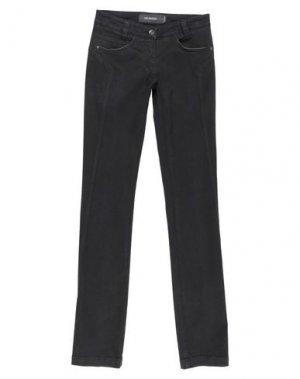 Повседневные брюки HEAVEN TWO. Цвет: черный