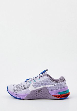 Кроссовки Nike W METCON 7. Цвет: фиолетовый