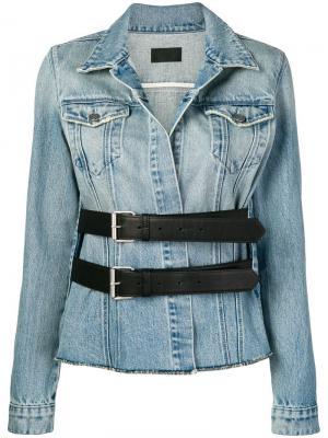 Многослойная джинсовая куртка RtA