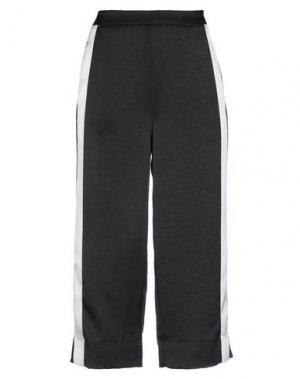 Брюки-капри DKNY. Цвет: черный