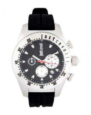 Наручные часы JUST CAVALLI. Цвет: черный