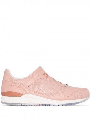 Кроссовки Gel-Lyte Kobe ASICS. Цвет: розовый