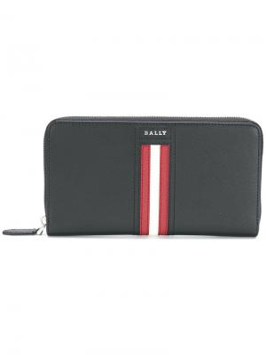 Бумажник Telen Bally. Цвет: черный