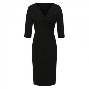 Платье Escada. Цвет: чёрный