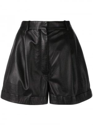 Классические шорты Altuzarra. Цвет: черный