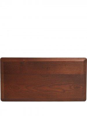 Разделочная доска среднего размера Serax. Цвет: коричневый