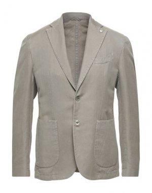 Пиджак BRANDO. Цвет: бежевый