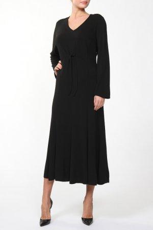 Платье CHALOU. Цвет: черный