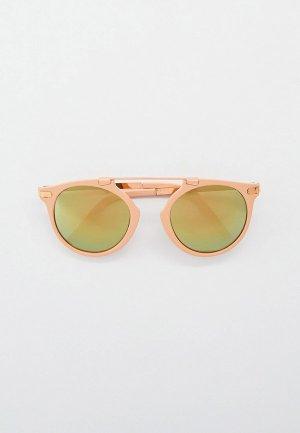 Очки солнцезащитные Eyelevel Harley. Цвет: розовый