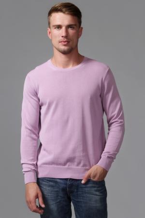 Пуловер вязаный Annapurna. Цвет: фиолетовый