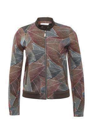 Куртка Escada Sport. Цвет: разноцветный