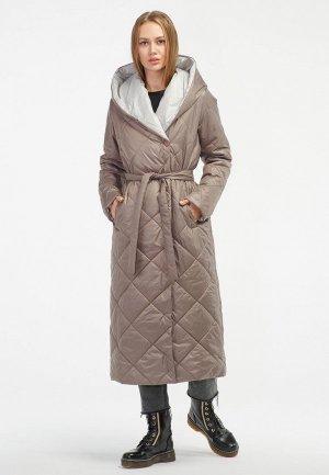 Куртка утепленная Doctor E. Цвет: бежевый